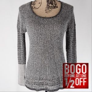 Simply Vera Wang | Long-sleeve Hi-low Sweater (M)